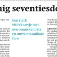 Friesch Dagblad (review)