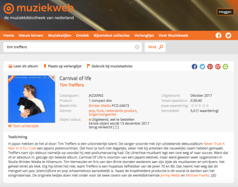 Muziekweb (review)