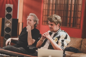 Eric Van Den Brink and Tim Treffers in Wisseloord