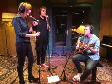 Radio performance (photo: Patrick van Rhijn)